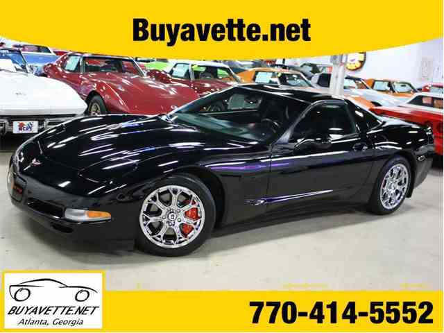 Picture of 2004 Chevrolet Corvette located in Georgia - NEES