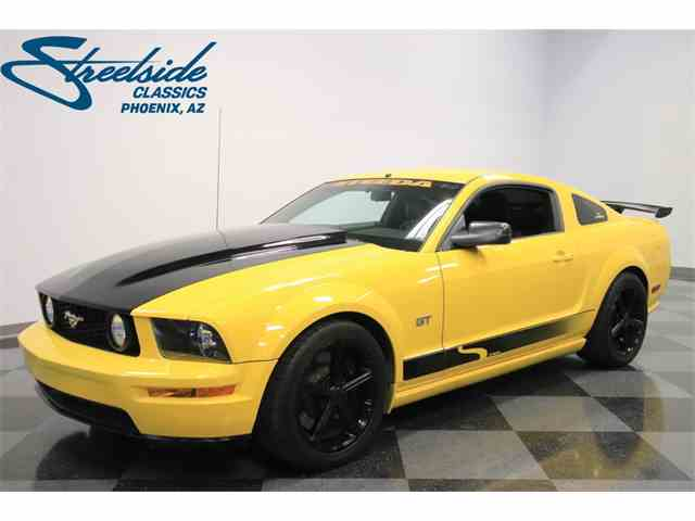 Picture of 2006 Ford Mustang located in Arizona - NEEY