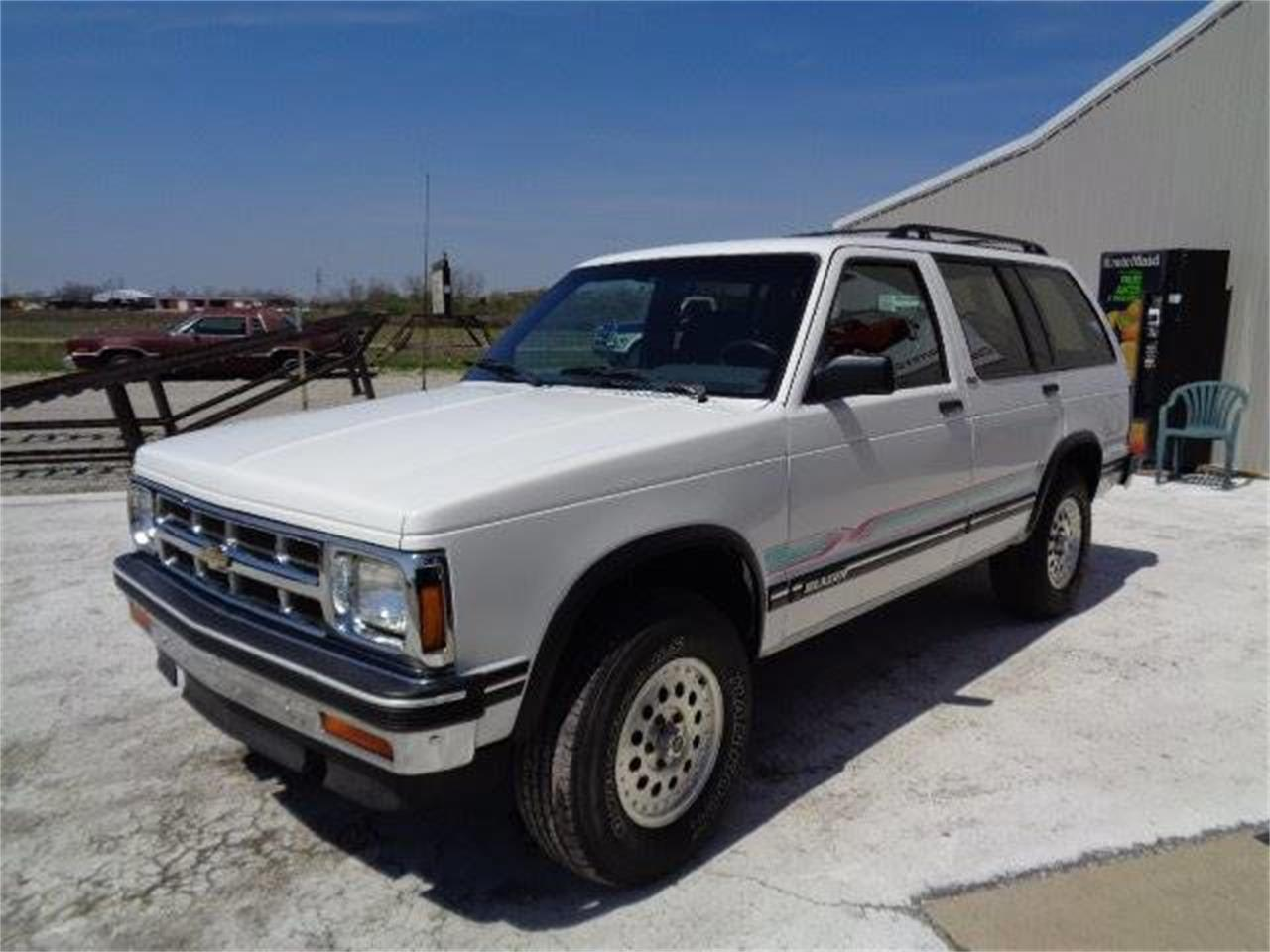 Large Picture of '94 Blazer - NEF5
