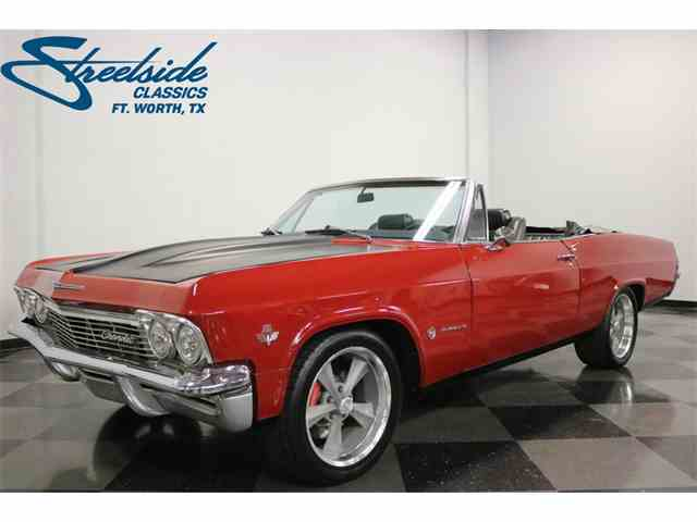 Picture of 1965 Chevrolet Impala located in Ft Worth Texas - $69,995.00 - NEFF