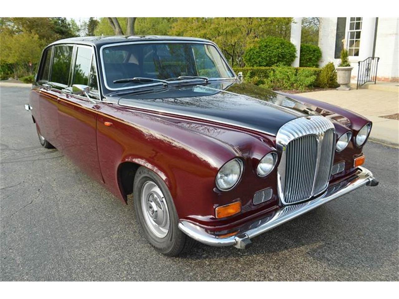 Large Picture of 1985 Jaguar Daimler - NEFO