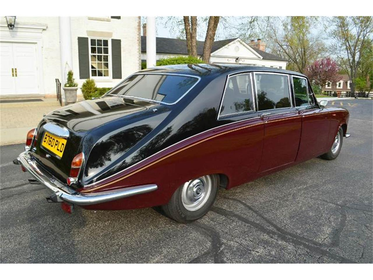 Large Picture of '85 Daimler - NEFO