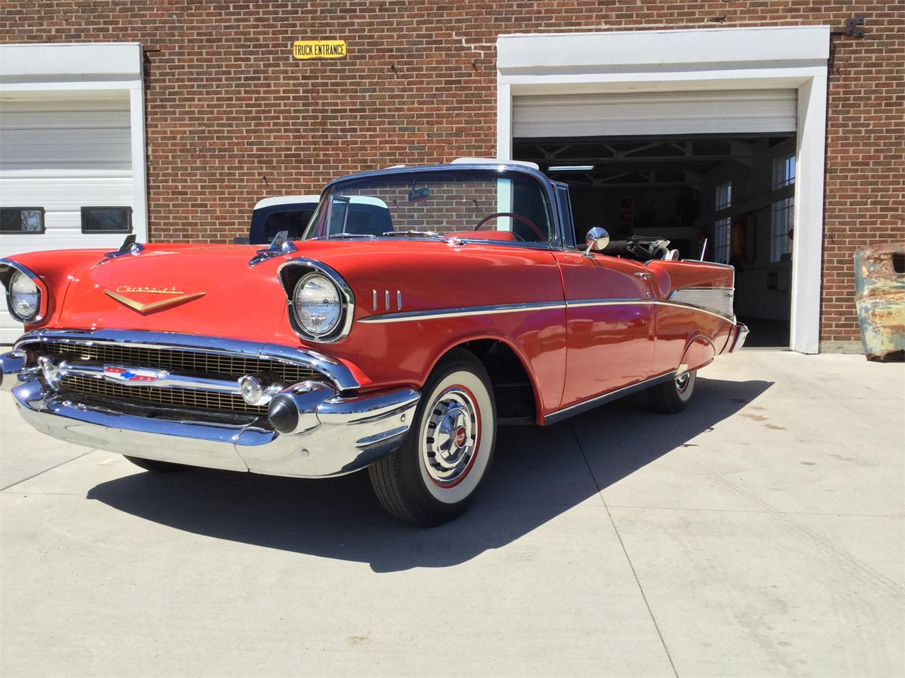 Large Picture of '57 Bel Air located in Clarklake Michigan - $49,000.00 - ND2A