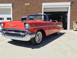 Picture of Classic '57 Chevrolet Bel Air located in Michigan Offered by Clarklake Classics - ND2A