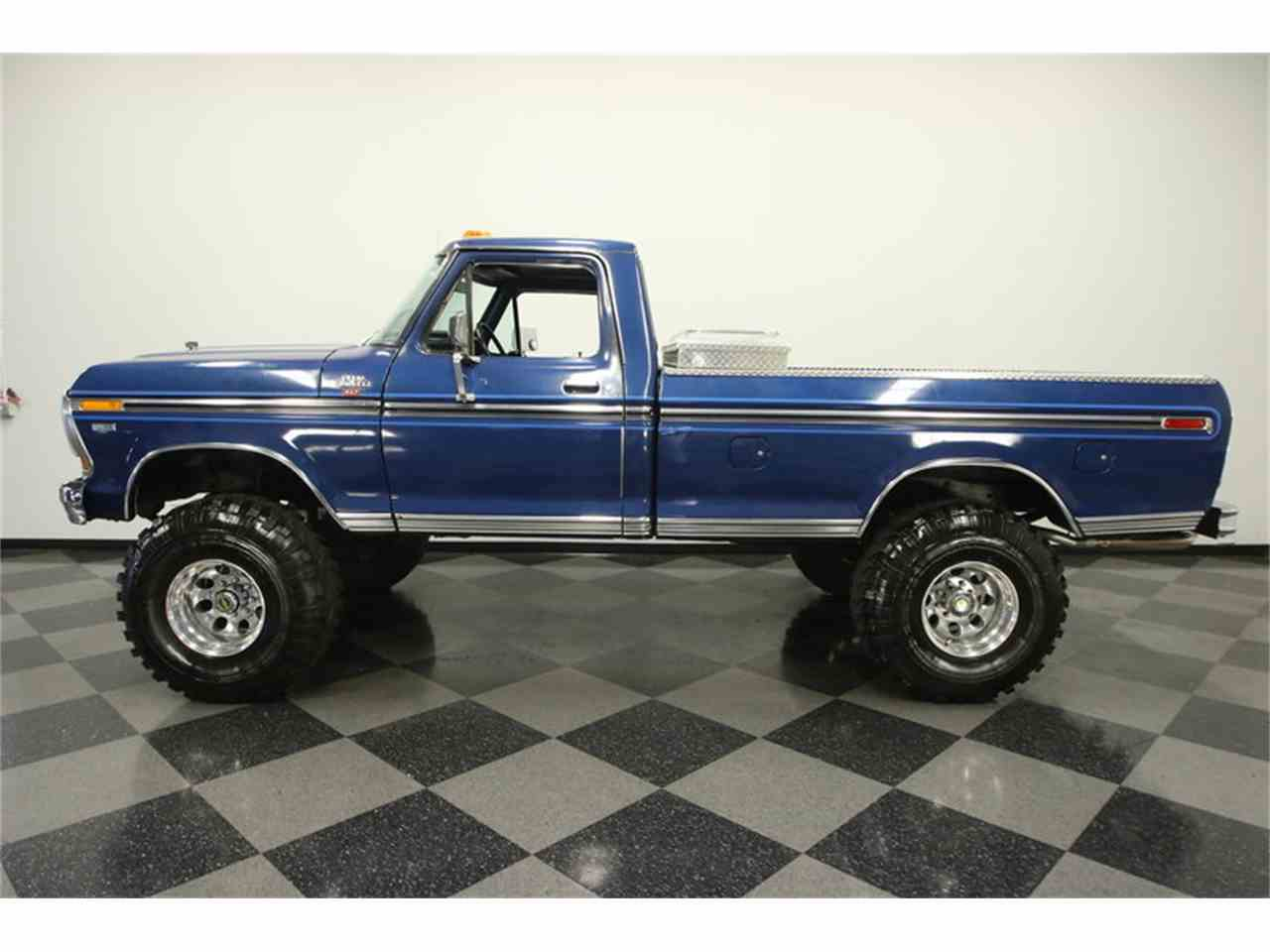 1978       Ford    F350 for Sale   ClassicCars   CC1090180