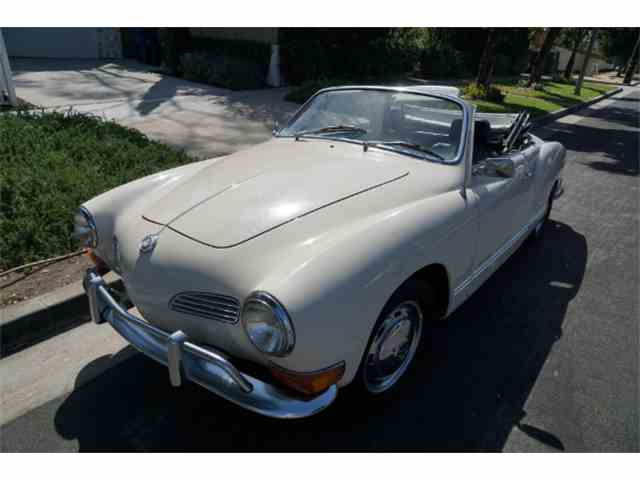 Picture of '71 Karmann Ghia - NEGN
