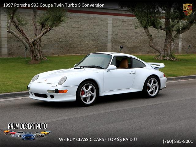 Picture of '97 993 Turbo S - NEGR