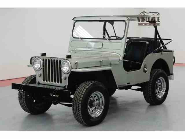Picture of '50 CJ - NEHI