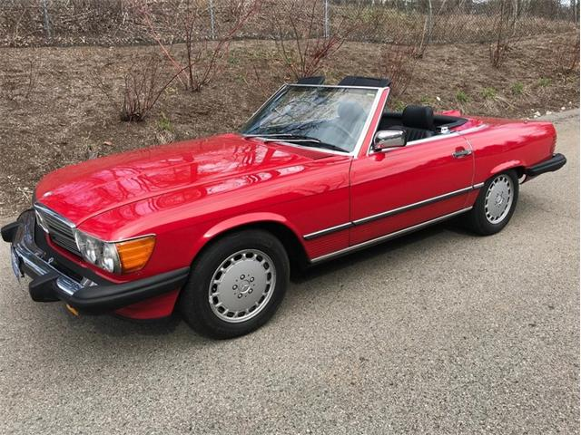 Picture of '87 560SL - NEHS