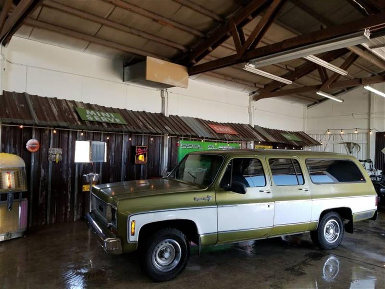 1973 Chevrolet Suburban for Sale   ClassicCars.com   CC ...