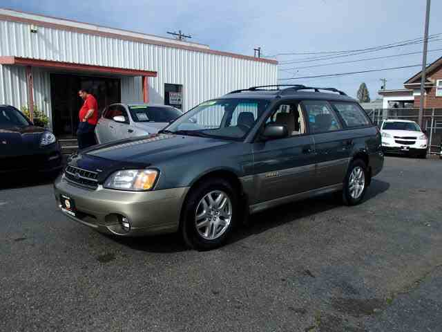 Picture of '01 Outback - ND71