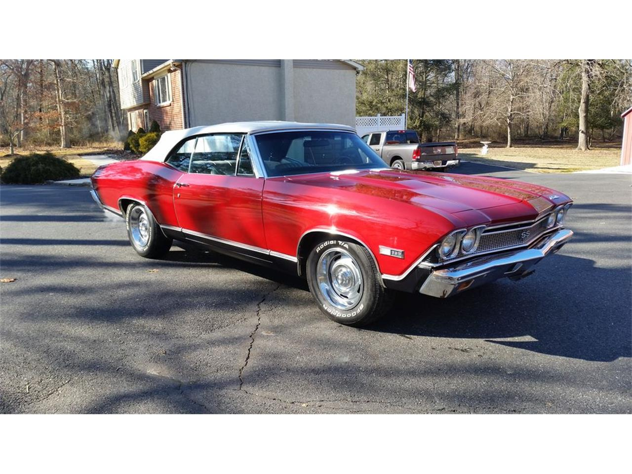 Large Picture of '69 Chevelle SS located in Pennsylvania Offered by Carlisle Auctions - NEID