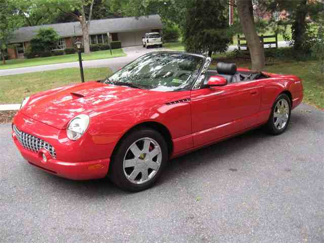 Picture of '02 Thunderbird - NEIE