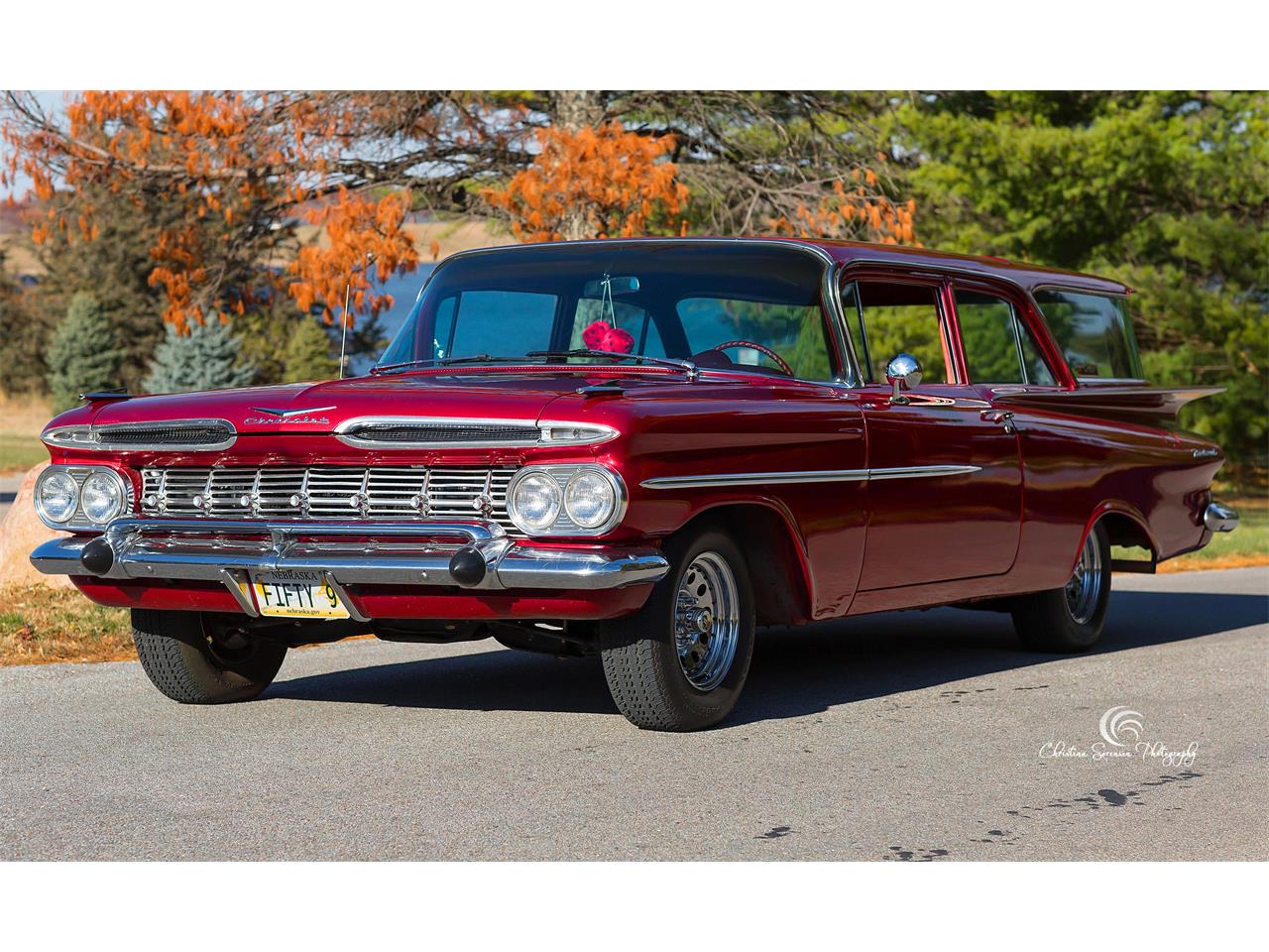 1959 Chevrolet Brookwood For Sale