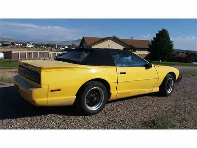 Picture of '92 Pontiac Firebird Trans Am located in Wyoming - $13,900.00 Offered by a Private Seller - NEJ6