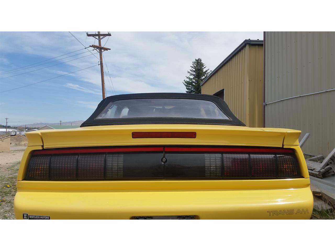 Large Picture of '92 Firebird Trans Am - NEJ6