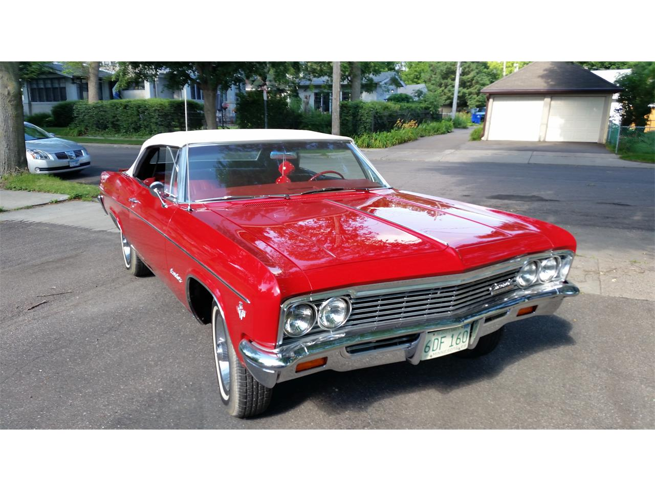 Large Picture of '66 Impala SS - NEJ8