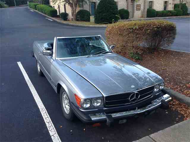 Picture of 1973 450SL located in Raleigh North Carolina Offered by a Private Seller - NEJE
