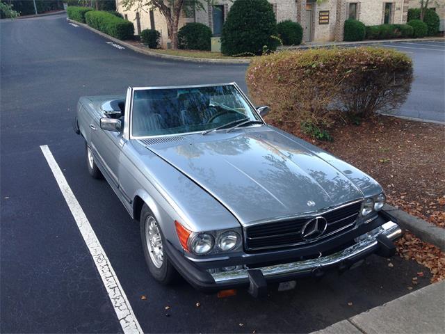 Picture of '73 450SL - NEJE