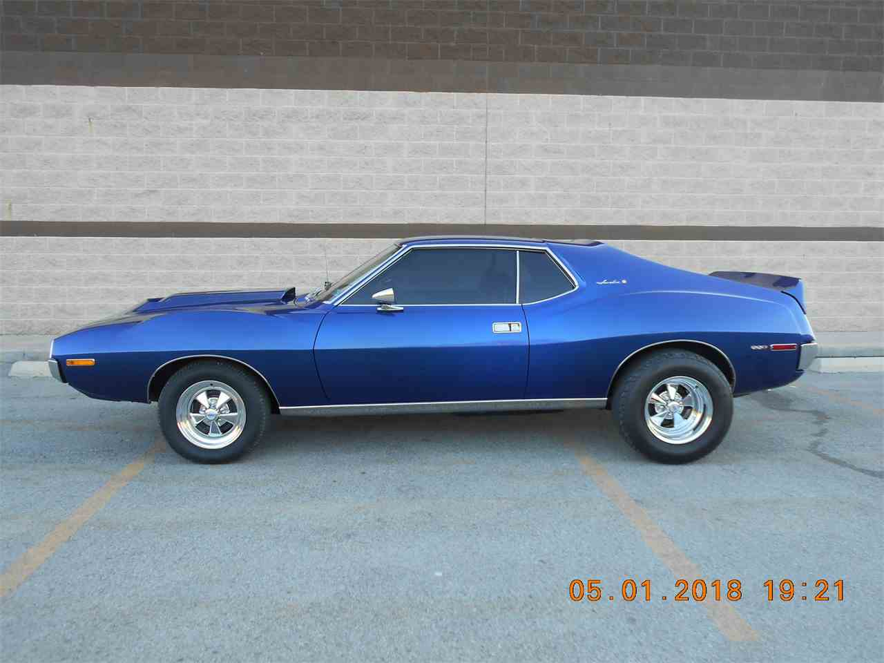 Large Picture of '72 Javelin - NEJI