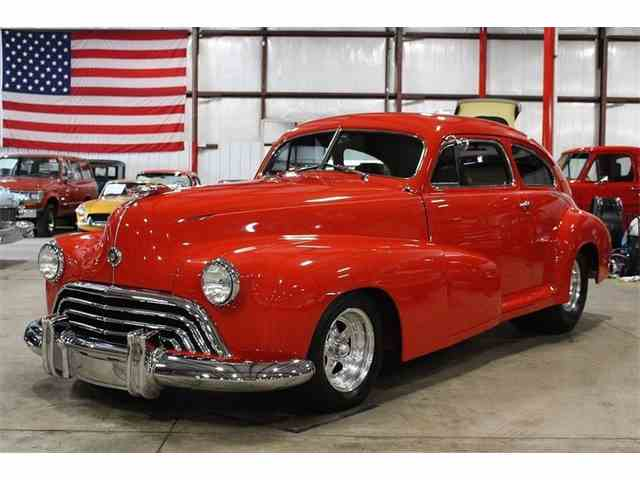 Picture of '48 Oldsmobile Street Rod Offered by  - ND78