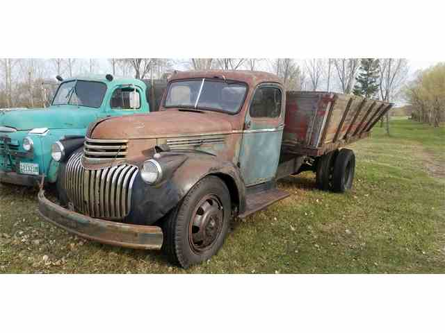 Picture of '46 1-1/2 Ton Pickup - NEKG