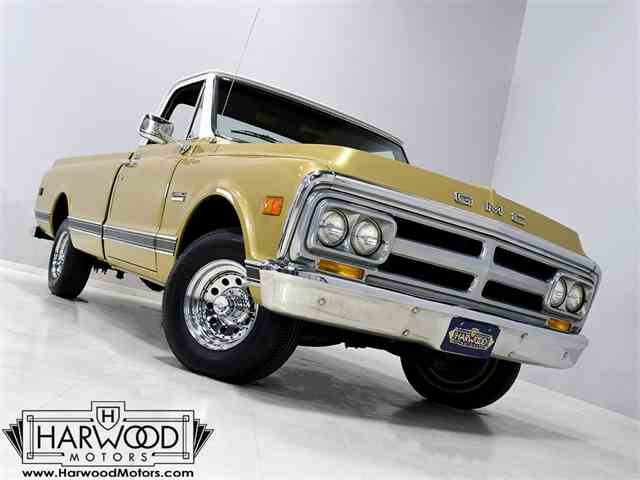 Picture of 1969 GMC 1500 located in Ohio - $22,900.00 Offered by  - NEKJ