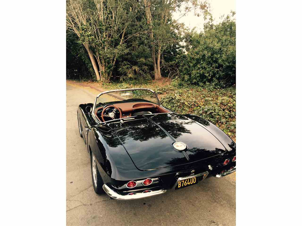 Large Picture of Classic '61 Chevrolet Corvette located in Orange California - $130,000.00 Offered by a Private Seller - NEKS