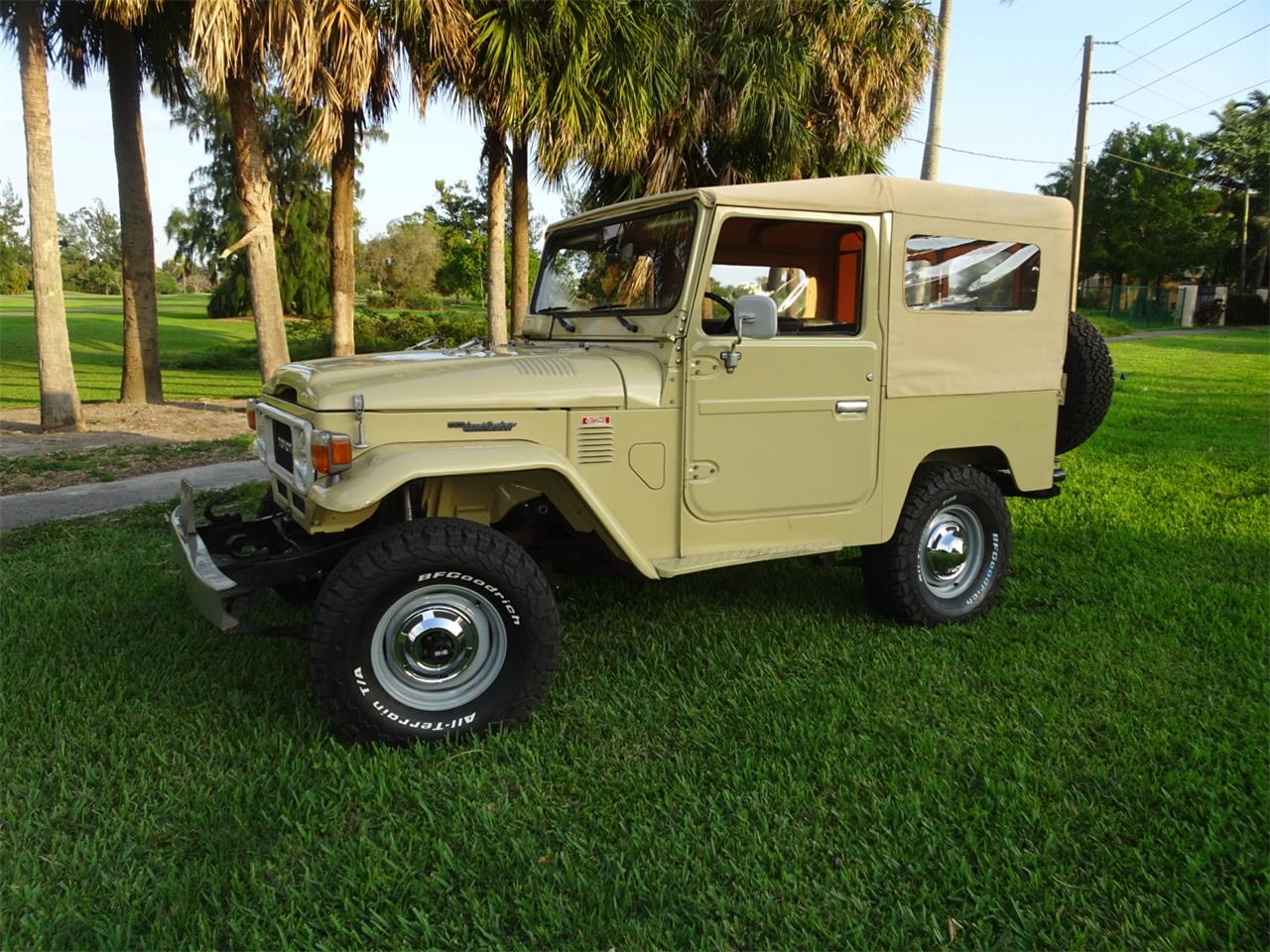 Large Picture of '82 Land Cruiser FJ 40 - NEKT