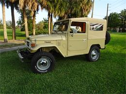 Picture of '82 Land Cruiser FJ 40 - NEKT