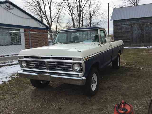 Picture of '74 F100 - ND2C