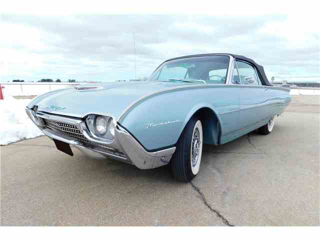 Picture of '62 Thunderbird - NELF