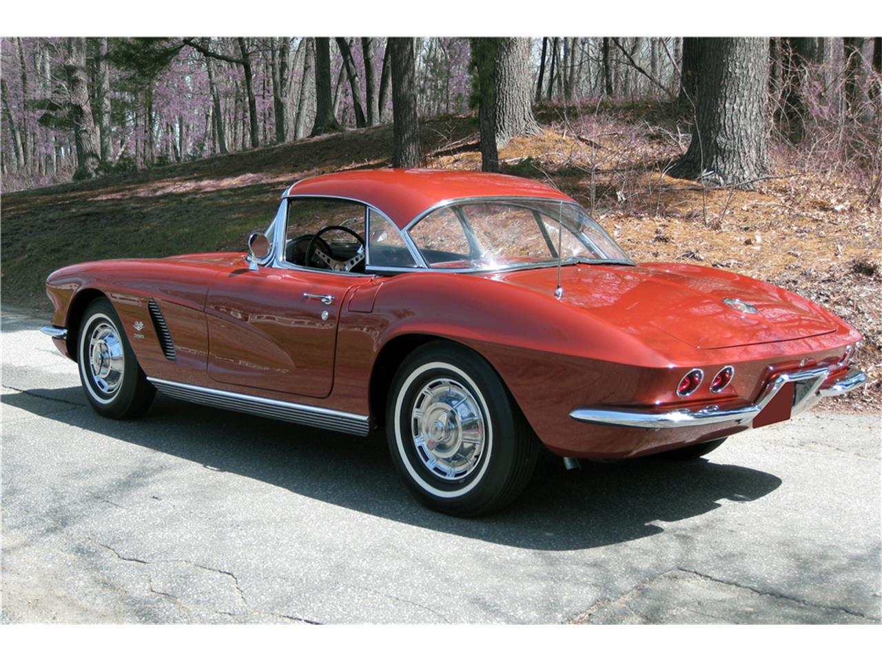 Large Picture of 1962 Corvette located in Connecticut - NELK