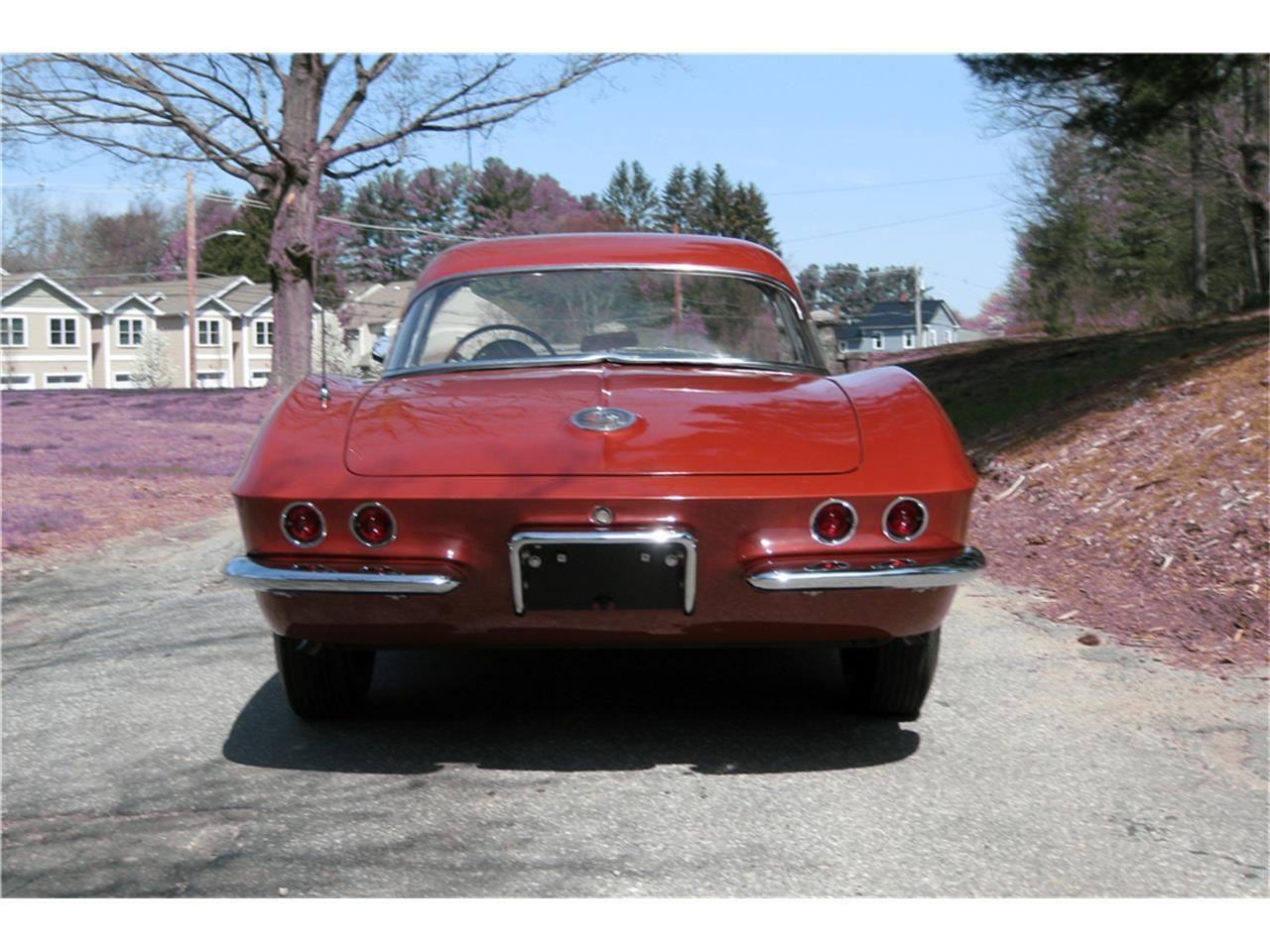 Large Picture of 1962 Corvette located in Connecticut Offered by Barrett-Jackson - NELK