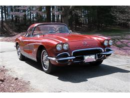 Picture of Classic '62 Corvette Auction Vehicle Offered by Barrett-Jackson - NELK