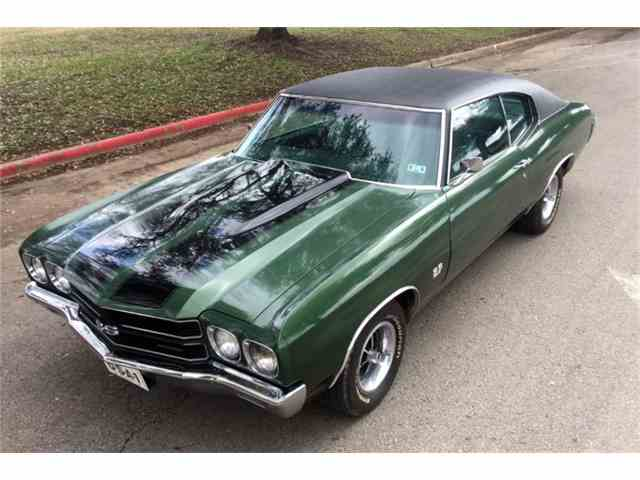 Picture of Classic '70 Chevrolet Chevelle SS Offered by  - NEM3