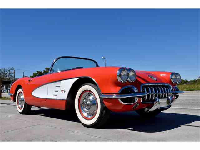 Picture of '58 Corvette - NEM7