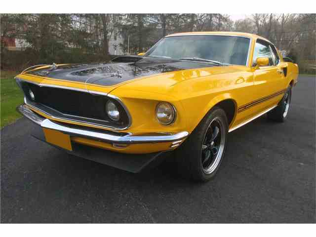 Picture of '69 Mustang - NEMB
