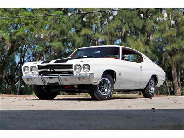 Picture of '70 Chevelle SS - NEMH