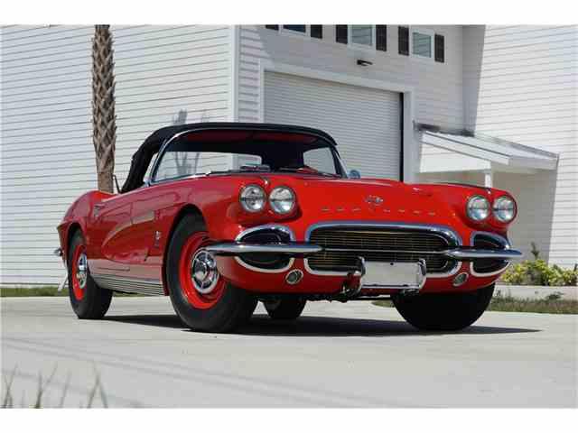 Picture of '62 Corvette - NEMI