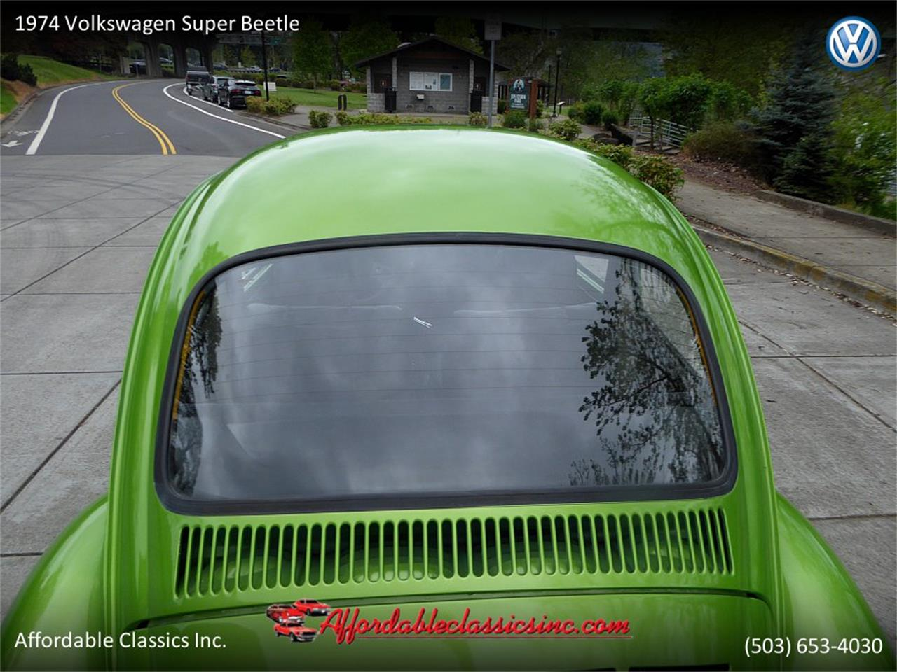 Large Picture of '74 Super Beetle - ND7I