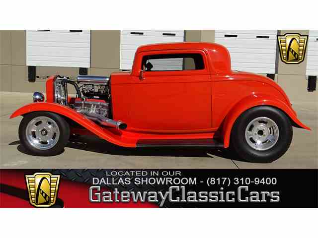 Picture of '32 3-Window Coupe - NENC