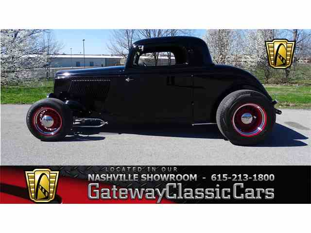 Picture of Classic '33 3-Window Coupe - NEND