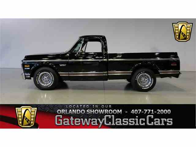 Picture of Classic 1969 GMC 1500 located in Lake Mary Florida - $37,995.00 - NENF