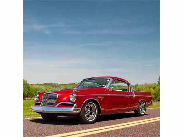 Picture of '56 Golden Hawk - NENI