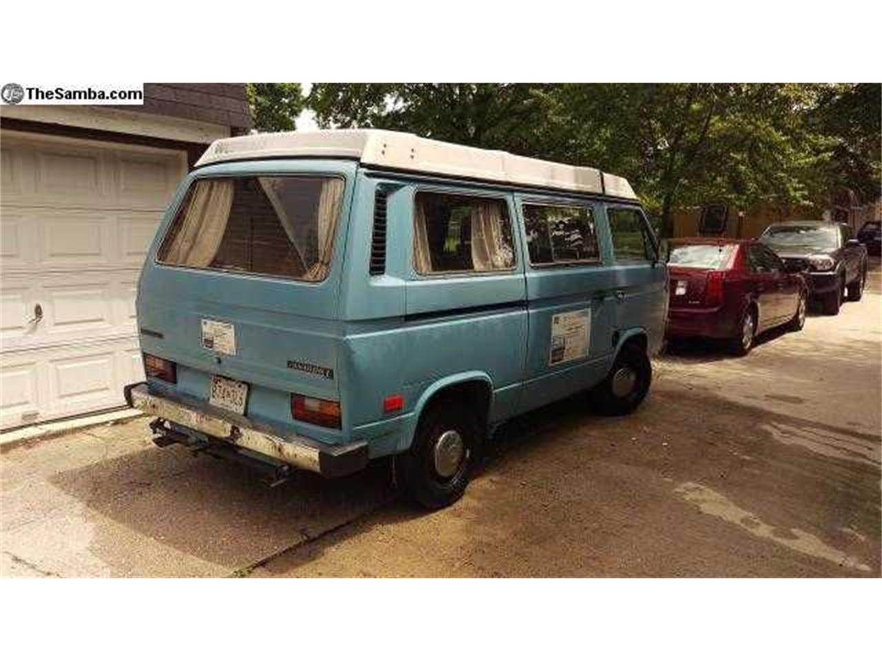 Large Picture of '82 Vanagon - ND7K