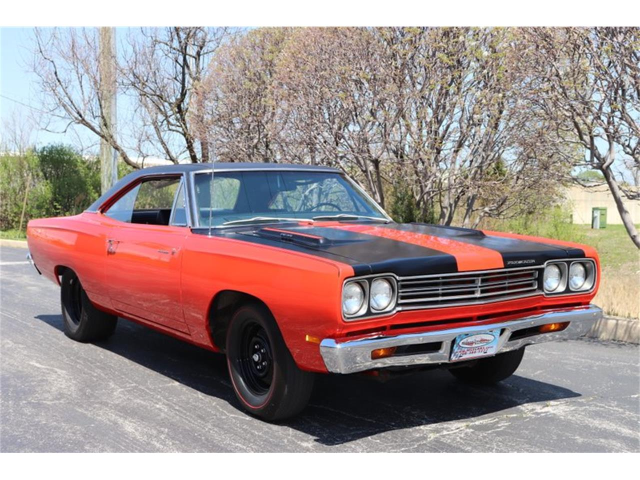 Large Picture of '69 Road Runner located in Illinois - $89,900.00 - NENK