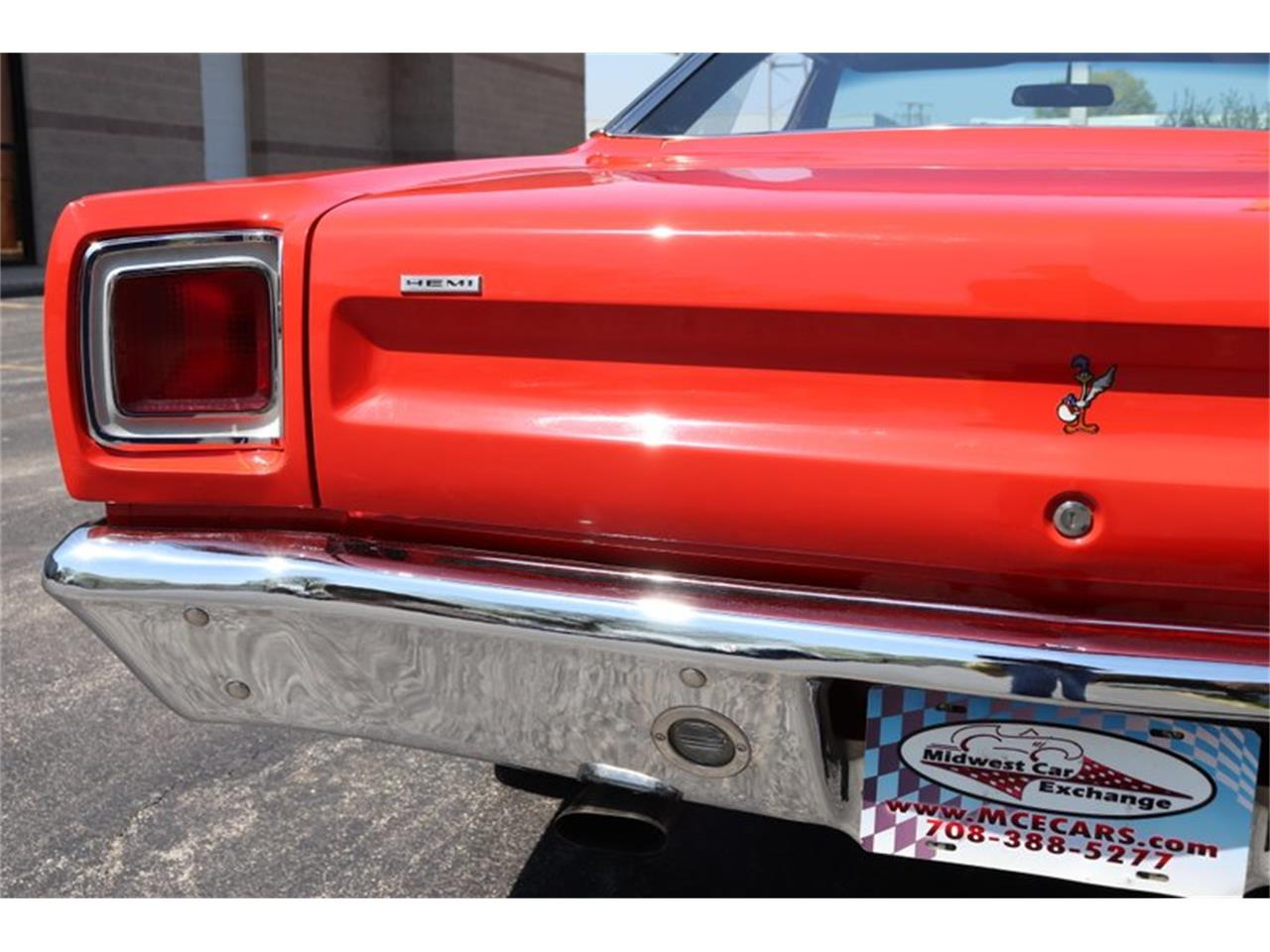 Large Picture of Classic '69 Road Runner Offered by Midwest Car Exchange - NENK