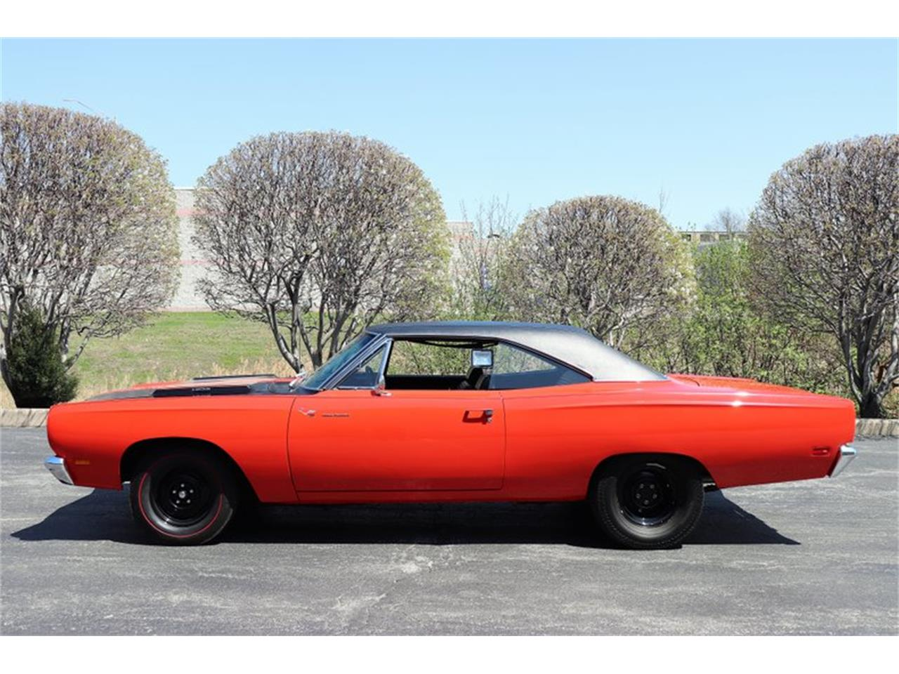 Large Picture of '69 Plymouth Road Runner - $89,900.00 Offered by Midwest Car Exchange - NENK