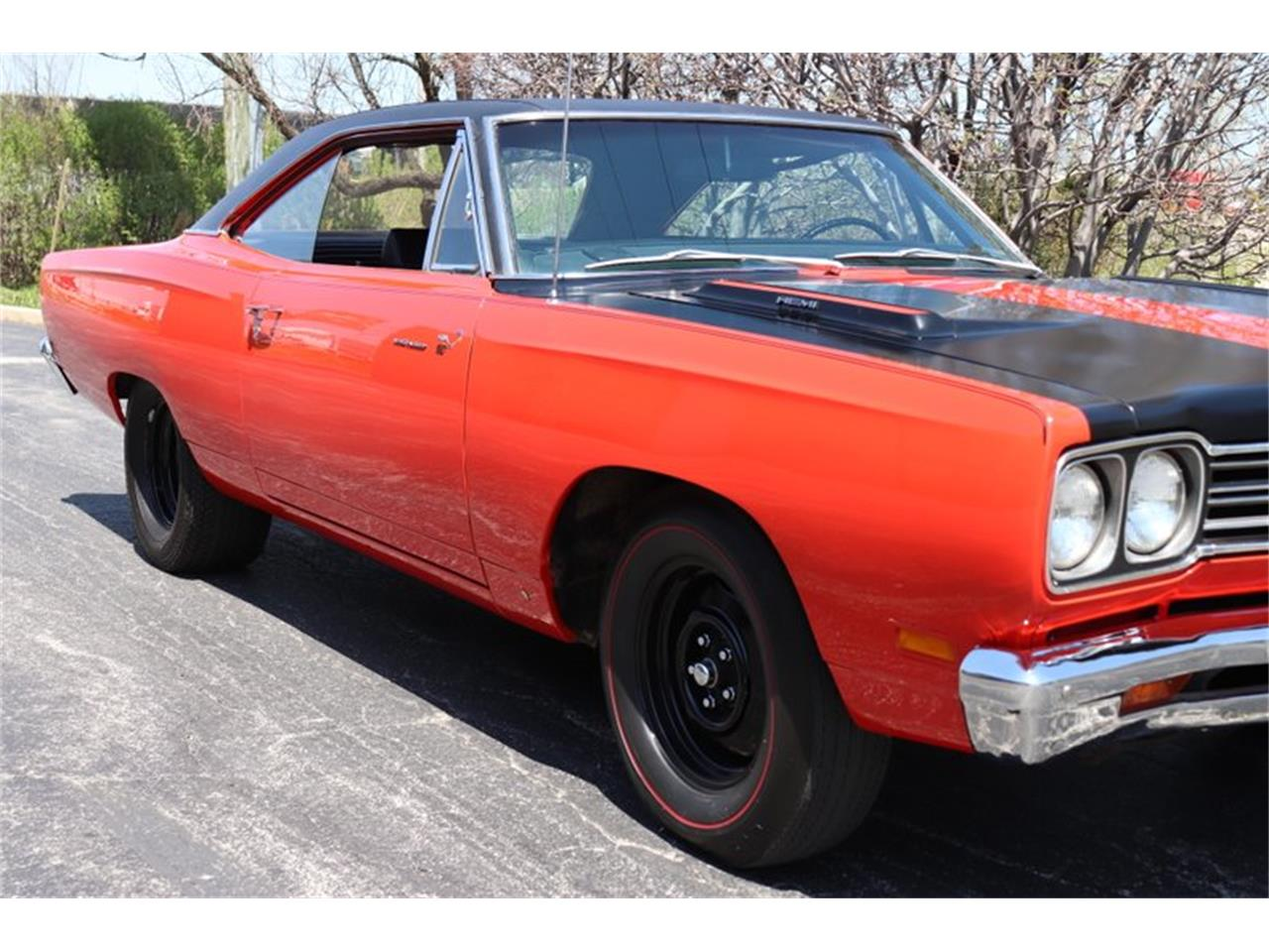 Large Picture of 1969 Plymouth Road Runner located in Alsip Illinois Offered by Midwest Car Exchange - NENK